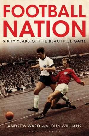 Football Nation de Andrew Ward