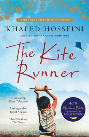 The Kite Runner de Khaled Hosseini