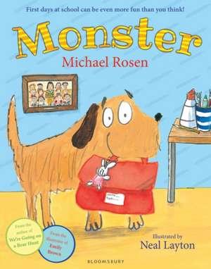 Monster de Michael Rosen