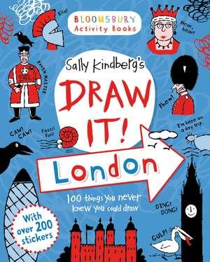 Draw it! London imagine