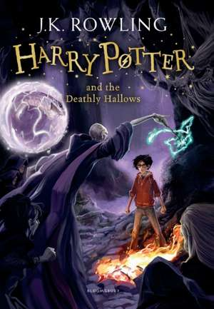 Harry Potter and the Deathly Hallows de J. K. Rowling