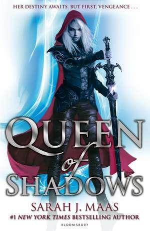 Queen of Shadows de Sarah J. Maas