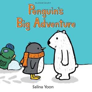 Penguin's Big Adventure de Salina Yoon