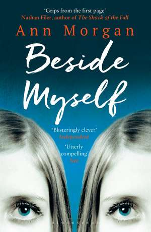 Beside Myself de Ann Morgan