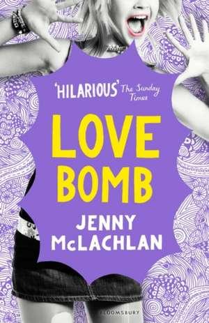 Love Bomb de Jenny McLachlan