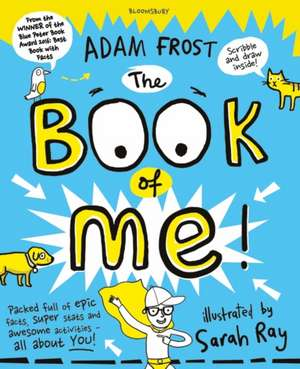 The Book of Me de Adam Frost