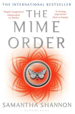 The Mime Order de Samantha Shannon