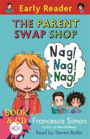 The Parent Swap Shop de Francesca Simon