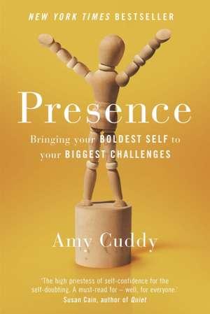Presence de Amy Cuddy