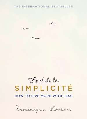 L'art de la Simplicite (The English Edition)