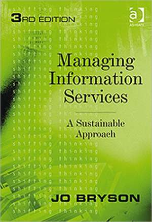 Bryson, J: Managing Information Services imagine