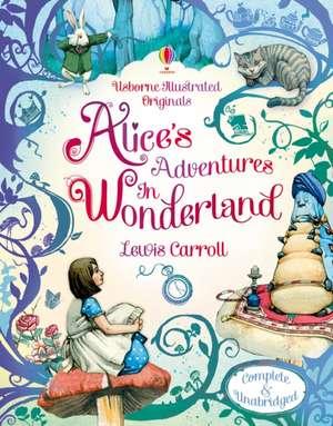 Alice`s Adventures in Wonderland de Lewis Carroll