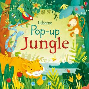 Pop-up Jungle de Fiona Watt
