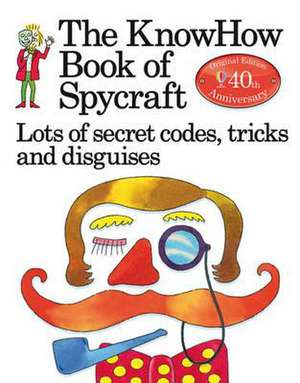 The Book of Spycraft