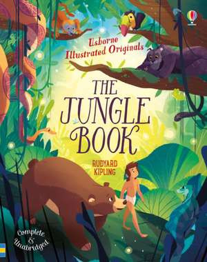 The Jungle Book de Rudyard Kipling