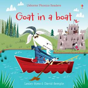 Goat in a Boat de Sam Taplin