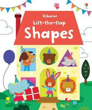 Lift-the-Flap Shapes