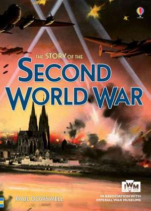 The Story of the Second World War imagine
