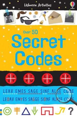 50 Secret Codes