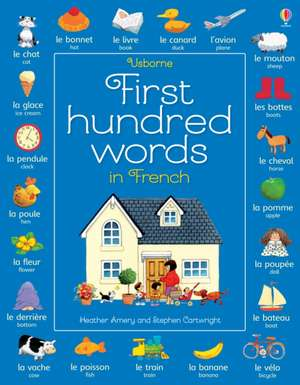 First Hundred Words in French imagine