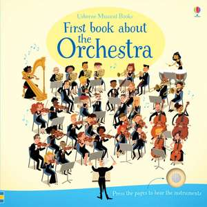 First Book About the Orchestra imagine