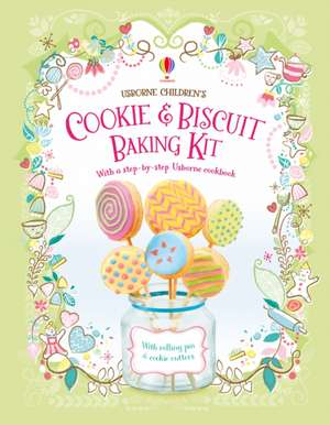 Children's Cookie and Biscuit Baking Kit