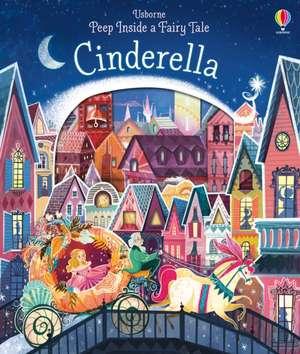 Milbourne, A: Peep Inside a Fairy Tale Cinderella de Anna Milbourne