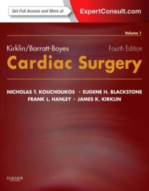 Kirklin/Barratt-Boyes Cardiac Surgery