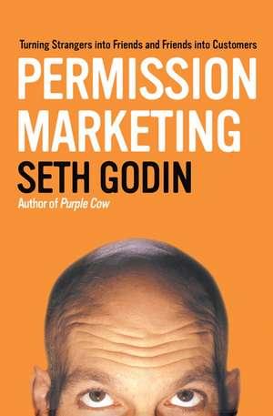 Permission Marketing imagine