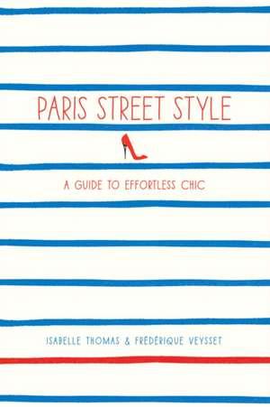 Paris Street Style de Isabelle Thomas