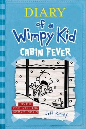Cabin Fever (Diary of a Wimpy Kid #6) de Jeff Kinney