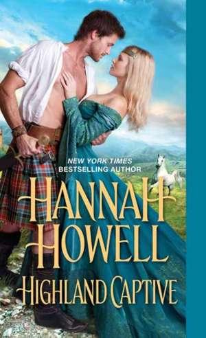 Highland Captive de Hannah Howell