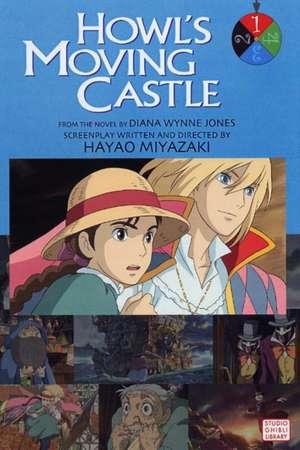 Howl's Moving Castle Film Comic, Vol. 1