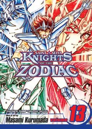 Knights of the Zodiac (Saint Seiya)