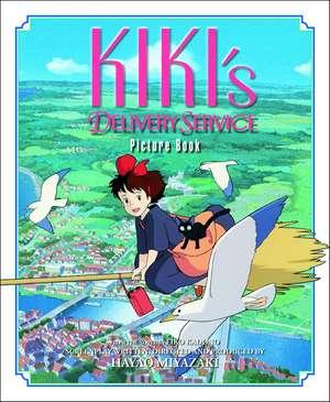 Manga Kiki's Delivery Service Picture Book