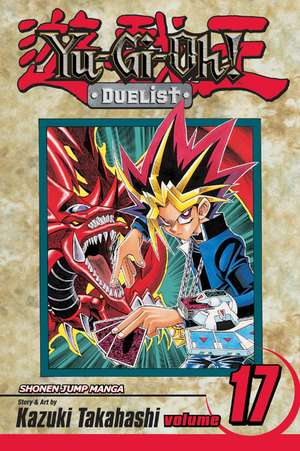 Yu-Gi-Oh! Duelist Volume 17
