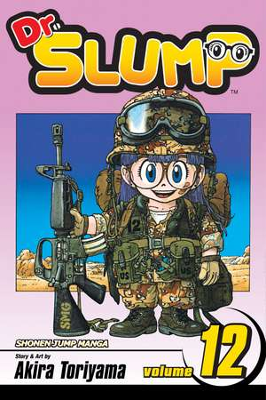 DR SLUMP GN VOL 12