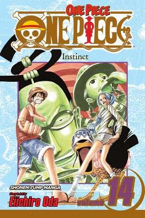 One Piece, Vol. 14 de Eiichiro Oda