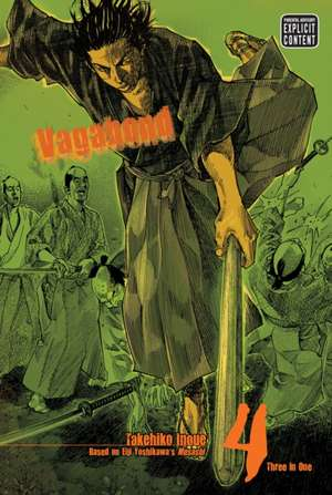 Vagabond (VIZBIG Edition), Vol. 4 imagine