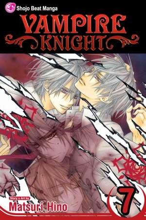 Vampire Knight, Vol. 7 de Matsuri Hino