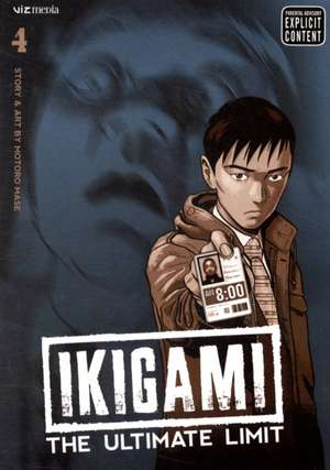 Ikigami: The Ultimate Limit, Vol. 4 imagine