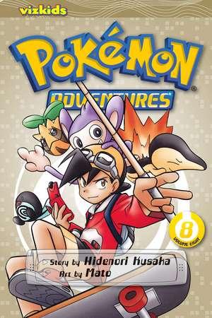 Pokemon Adventures, Vol. 8