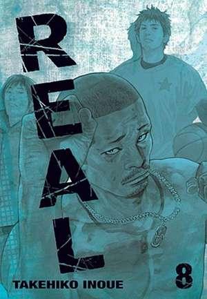 Real Volume 8 de Takehiko Inoue