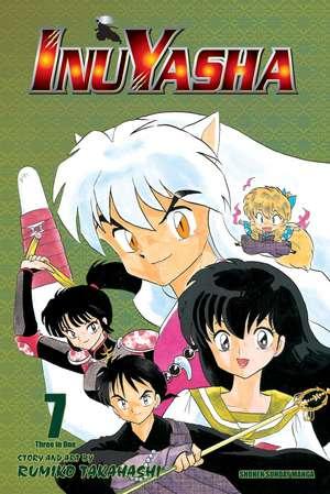 Inuyasha (VIZBIG Edition), Vol. 7: Dueling Emotions de Rumiko Takahashi