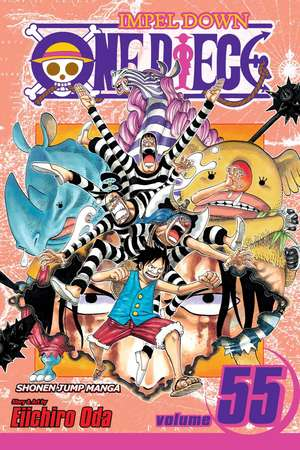 One Piece, Vol. 55 de Eiichiro Oda