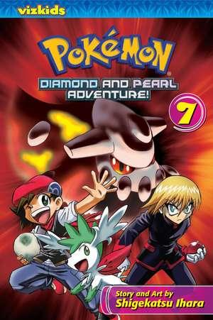 Pokémon, Diamond and Pearl Adventure, Volume 7 de Shigekatsu Ihara