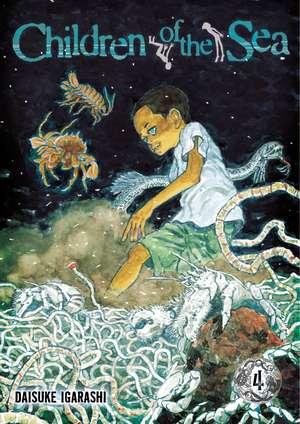 Children of the Sea, Vol. 4 de Daisuke Igarashi