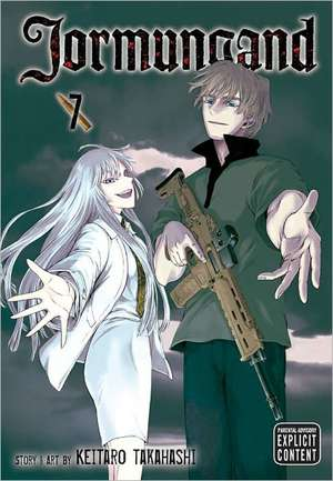 Jormungand, Volume 7 de Keitaro Takahashi