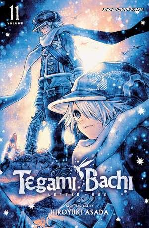 Tegami Bachi, Vol. 11 de Hiroyuki Asada