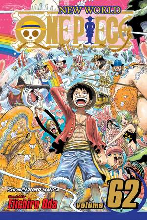 One Piece, Vol. 62 de Eiichiro Oda